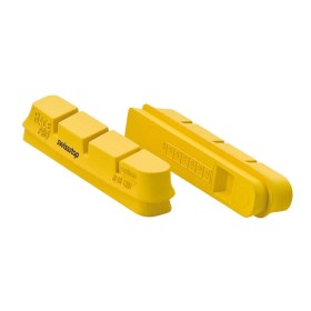 Swissstop  KIT 4 PATINS SWISSTOP CAMPAGNOLO RACE PRO JAUNE CARBONE