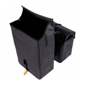 Basil URBAN DRY Double Bag Charcoal Melee